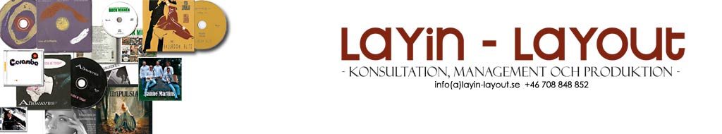 Layin-Layout Produktion